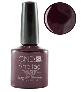 Shellac Dark Lava