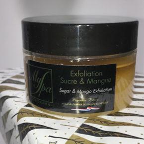 Exfoliant Myspa mangue
