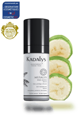Flacon pompe 50 ml Musalis serum Kadalys